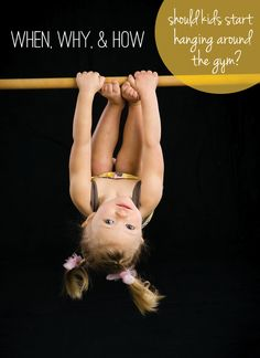 When, Why, & How should kids start Gymnastics | Gym Gab