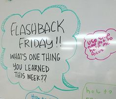 Love this idea from @miss5th, @justspeechy and many others to get kids to be reflective of their learning! #miss5thswhiteboard #teachershelpingteachers #mybestideasareallstolen