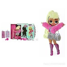 Lady Diva is the big sister to fan favorite L. fashion doll, Lady Diva, with stunning features and beautiful hair. Diva Fashion, Fashion Dolls, Fingerlings Monkey, Barbie Fashionista Dolls, Big Sisters, Dolls For Sale, Lol Dolls, Traditional Outfits, Planners