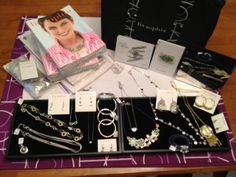 New starter kit!!!!  This could be your's message me and find out how.  BEAUTIFUL.  $1,000 in jewels for just 149.00.  We are all about Women Helping Women!! liasophia.com/twl