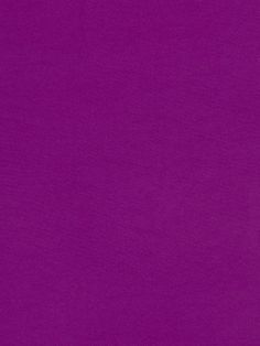 Purple £6.00 / per metre Light/Medium weight polyester scuba double jersey  Firm width wise stretch and a more relaxed lengthwise stretch  Plain purple tone  Ideal for dresses and skirts, tops, vests, sweatshirts, sweater dresses, flared or circle skirts, semi fitted jackets, unlined jackets, tunics, bathing costumes or bikinis, and sheath dresses.     Weight: Light/Medium  Width: 150cm/59inch  No pattern repeat