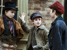Read movie and film review for Oliver Twist (2005) - Roman Polanski on AllMovie - The mother of all Victorian orphan epics gets…