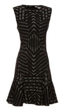 The perfect LBD with an attitude from DVF.