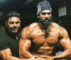Reason Behind Rana's Bodybuilding for Bahaubali2: Why Rana is Working so hard for his upcoming movie Bahubali2 as to show himself as Ballaladeva?