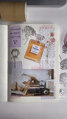 Collage art, let's make some collages with ephemera and washi tape Mixed Media Collage, Collage Art, Collages, Junk Journal, Bullet Journal, Fashion Collage, Washi Tape, Ephemera, Create Yourself