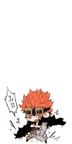 One Piece, Eustass Kid