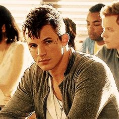 Star crossed. Super embarrassed that I watched this... And couldn't stop watching. But this dude is hooooooot!