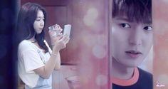 Park shin hye and lee min ho - the heirs