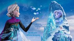 Frozen: Let It Go (Elsa)