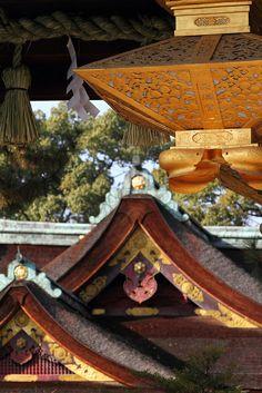 Kitano-Tenmangu Shrine #japan #kyoto