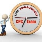 How to utilize Time during CPC exam