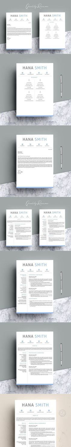 Modern Resume Template Google Docs Resume Design Pinterest - google docs resume templates