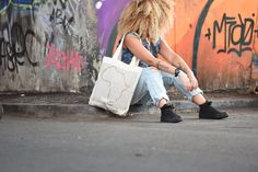 T-shirts, bags, photography, home decor using skills from underprivileged youth based in Johannesburg and Cape Town. Shopper Bag, Tote Bag, Straw Bag, Street Style, Urban, Bags, Shirts, Fashion, Handbags