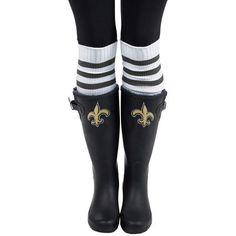 Women's New Orleans Saints Cuce Frontrunner Rain Boots