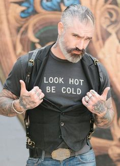 """No matter what is going on in your life """"look hot, be cold"""", never let them see you sweat. Made in the USA  SIZE & FIT True to Size     Extended Sizes available upon request. Longer lead time may apply. Email info@sheehanandcompany.com SHEEHAN & CO.Sheehan & Co. is an online retailer of men's lifestyle products all made in the USA."""