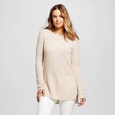 Women's Tunic Pullover Sweater - Merona™ : Target