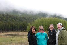 Besties bonding in the Rockies! Adventure Center, Local Activities, Banff, The Locals, Besties, Explore, Couple Photos, Couples, Couple Shots