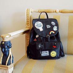 Accessories \\ backpack