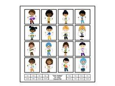 /k/ & /g/ - Speech & Language Ice cubes Teaching Pronouns, Ice Games, Speech And Language, Cubes, Board Games, Tabletop Games, Languages, Table Games