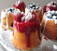 the best food for all: how to prepare Best fancy desserts Recipes ?