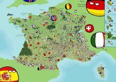 Official polandball world map 2017 polandballs countryballs more information more information polandball gumiabroncs Choice Image
