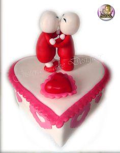 3 Cakes, Desserts, Food, Pies, Weddings, Tailgate Desserts, Deserts, Cake Makers, Kuchen