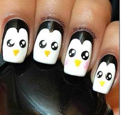 This Is So Cute! And I Love Penguins So This Is Awesome!!!!!! :)