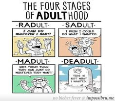 Stages Of Adulthood