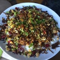 Pollo Berry Pulav