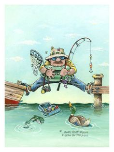 Missing the Boat - Gary Patterson