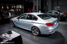 BMW M3 (F80) in Silverstone II