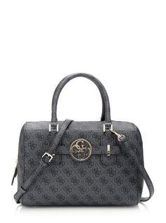 Katlin logo satchel Bag
