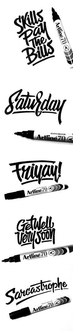 Handlettering sketch #handlettering #typography