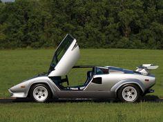 terta: stefialte: Lamborghini Countach 5000 S... - La Velocita'