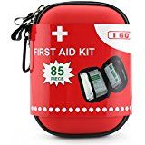 I GO First Aid Kit For Survival and Emergencies (85 Pieces) Light, Waterproof, Compact, and Comprehensive @ emergencykitsplus.com
