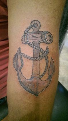 Tattoo#çapa#denizci#intenzeink#freedomtattoo#