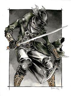 Bloodborne by DanielGovar.deviantart.com on @DeviantArt