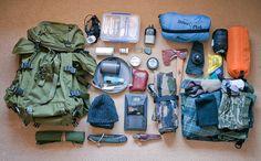 Bushcraft Kit used on Woodland Ways trip | Flickr - Photo Sharing!