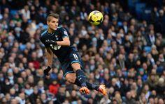 ~ Erik Lamela on Tottenham Hotspur ~