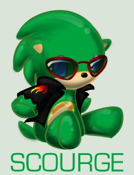 Plushie Collection: Scourge by WingedHippocampus on deviantART