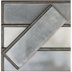 Diesel Industrial Glass Steel Ceramic Wall Tile
