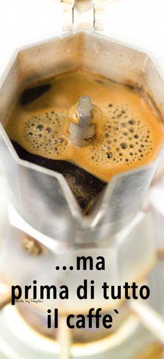 Regilla ⚜ ...ma prima di tutto il caffè!