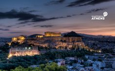 Breathtaking Athens.