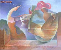 Albert Desmangles | Tutt'Art@ | Pittura * Scultura * Poesia * Musica |