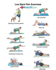 Ive been in physical therapy for my lower back arthritis for 6 weeks.  It has done miracles for my back pain and balance.  So I can avoid surgery for many years to come, hopefully.  Here are some of the exercises I do daily.