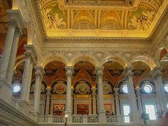 Library of Congress Library Of Congress, Home Decor, Homemade Home Decor, Decoration Home, Interior Decorating