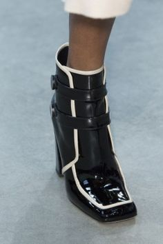 Best Runway Shoes At New York Fashion Week Fall Winter 2015  2016