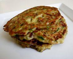 Squash & gulrotpannekaker | Norsk Vegetarforening Raw Food Recipes, Quiche, Vegetarian, Breakfast, Squash, Desserts, Vegans, Pictures, Breakfast Cafe