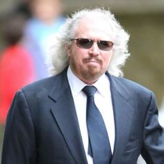 Barry Gibb | Barry Gibb feels his brothers presence | Contactmusic.com