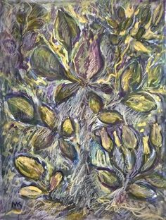 Mihaela Marilena Chitac, ROSE LEAVES on ArtStack #mihaela-marilena-chitac #art Rose Leaves, Paintings, Artwork, Artist, Art Work, Work Of Art, Paint, Auguste Rodin Artwork, Painting Art